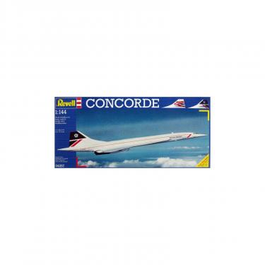 Сборная модель Revell Самолет Concorde British Airways 1:144 Фото