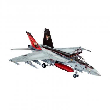 Сборная модель Revell Самолет F/A-18E Super Hornet 1:144 Фото 1