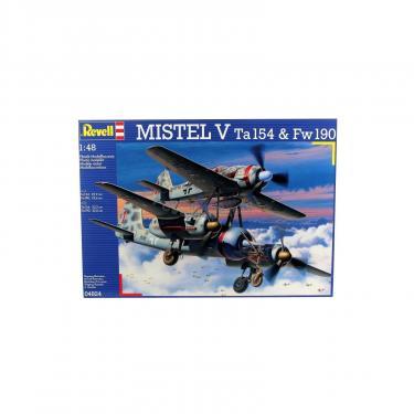 Сборная модель Revell Самолеты TA 154 Mistel & Focke Wulf Fw 190 1:48 Фото