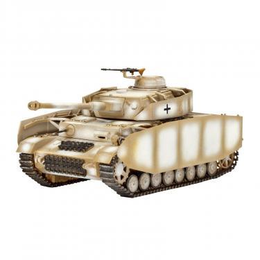 Сборная модель Revell Танк PzKpfw. IV Ausf. H 1:72 Фото 1