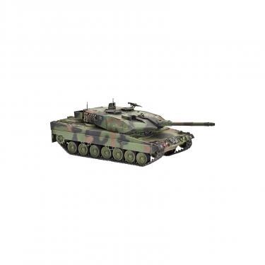 Сборная модель Revell Танк Leopard 2A6 / A6M 1:35 Фото 1