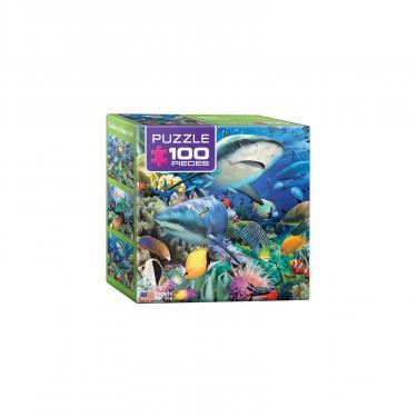 Пазл Eurographics Подводный сад 100 элементов Фото