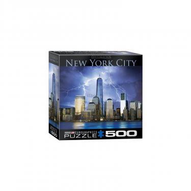 Пазл Eurographics Нью-Йорк - Всемирный торговый центр 500 элементов Фото