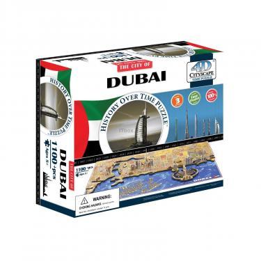 Пазл 4D Citysсape Дубаи ОАЭ Фото
