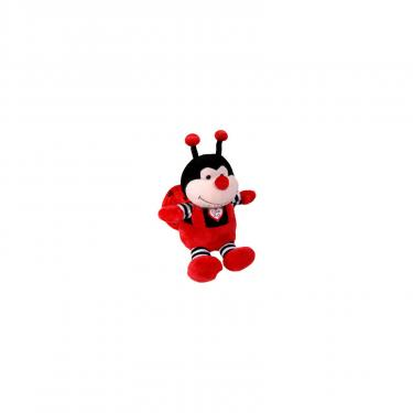 Мягкая игрушка Aurora Божья коровка сидящая 17 см Фото