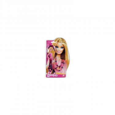 Аксессуар к кукле Barbie Расческа и бусы Фото