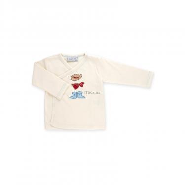 Набор детской одежды Luvena Fortuna человечек, штанишки, кофточка и шапочка Фото 3