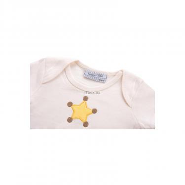 Набор детской одежды Luvena Fortuna человечек, штанишки, кофточка и шапочка Фото 5