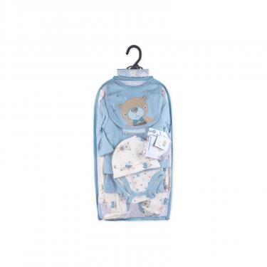 Набор детской одежды Luvena Fortuna для мальчиков подарочный 7 предметов Фото