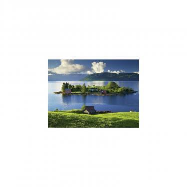 Пазл Ravensburger Остров в Хордаланне Норвегия 1500 элементов Фото 1