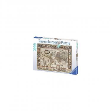 Пазл Ravensburger Карта Мира 1650 года 2000 элементов Фото