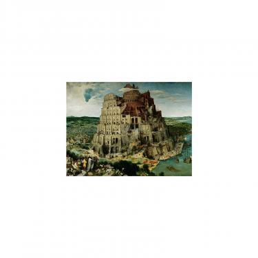 Пазл Ravensburger Вавилонская Башня Питер Брейгель 5000 элементов Фото 1