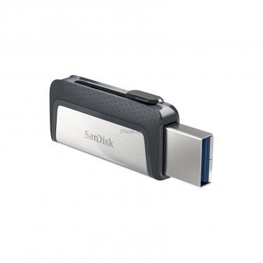 USB флеш накопитель SANDISK 128GB Ultra Dual USB 3.0/Type-C (SDDDC2-128G-G46) - фото 4