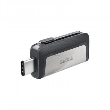 USB флеш накопитель SANDISK 128GB Ultra Dual USB 3.0/Type-C (SDDDC2-128G-G46) - фото 6