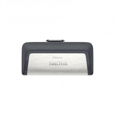 USB флеш накопитель SANDISK 128GB Ultra Dual USB 3.0/Type-C (SDDDC2-128G-G46) - фото 1