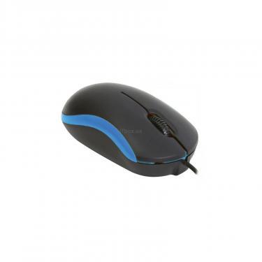 Мышка Omega OM-07 3D optical blue Фото 2