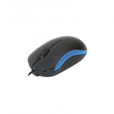 Мышка Omega OM-07 3D optical blue Фото