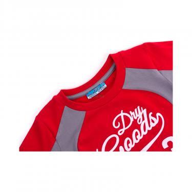 """Пижама Matilda """"8"""" (7486-134B-red) - фото 7"""
