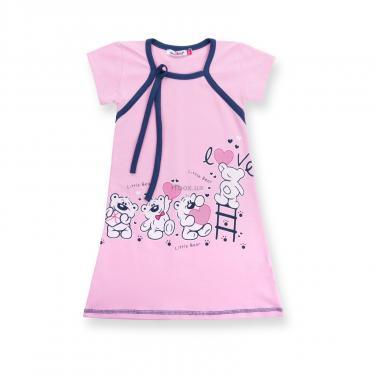 "Піжама Matilda и халат с мишками ""Love"" (7445-152G-pink) - фото 3"