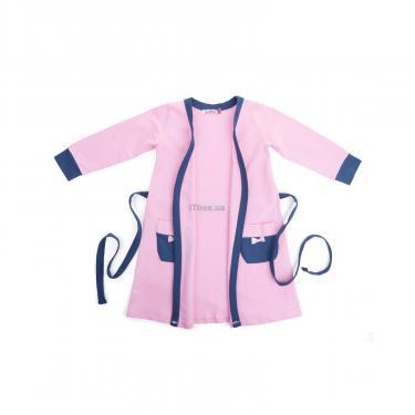 "Піжама Matilda и халат с мишками ""Love"" (7445-152G-pink) - фото 4"