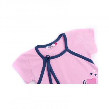 "Піжама Matilda и халат с мишками ""Love"" (7445-152G-pink) - фото 6"