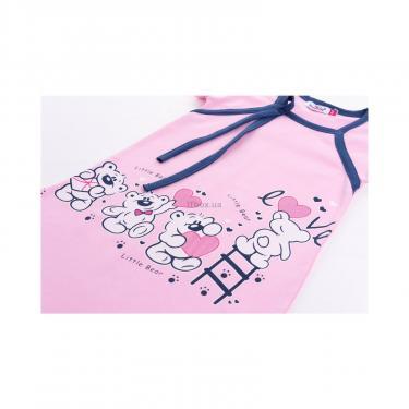 "Піжама Matilda и халат с мишками ""Love"" (7445-152G-pink) - фото 8"