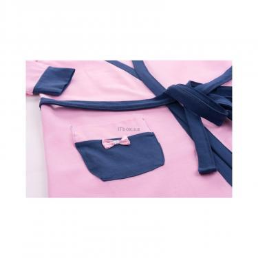 "Піжама Matilda и халат с мишками ""Love"" (7445-152G-pink) - фото 9"