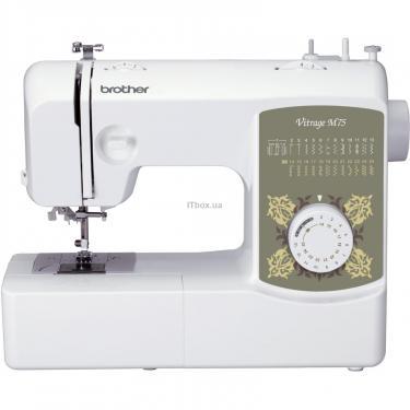 Швейна машина Brother VitrageM75 - фото 1