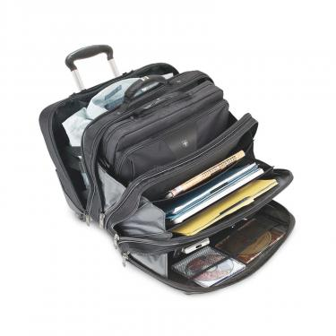 Сумка дорожная Wenger Patriot 2 Pc Wheeled Laptop Case (600662) - фото 2