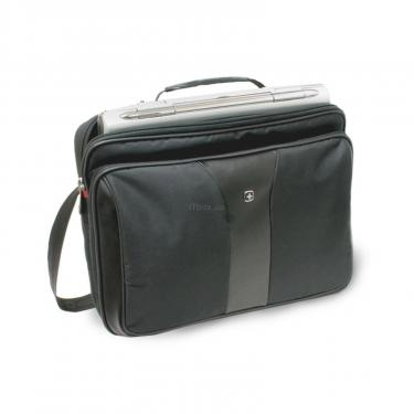 Сумка дорожная Wenger Patriot 2 Pc Wheeled Laptop Case (600662) - фото 4