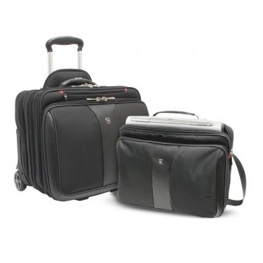 Сумка дорожная Wenger Patriot 2 Pc Wheeled Laptop Case (600662) - фото 5