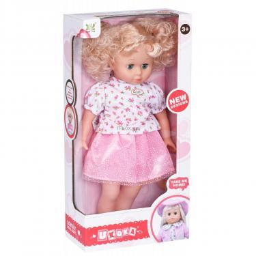 Кукла Same Toy с хвостиками 45 см Фото
