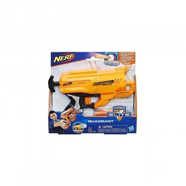 Игрушечное оружие Hasbro бластер НЁРФ ЭЛИТ Квадрант Фото 6
