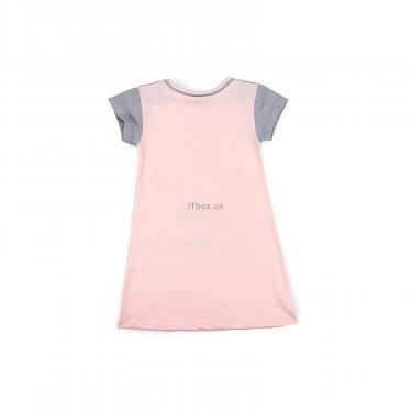 Пижама Matilda сорочка із зірочками (7992-3-128G-pink) - фото 2