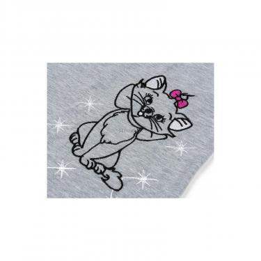 Пижама Matilda с котом (7364-116G-gray) - фото 5