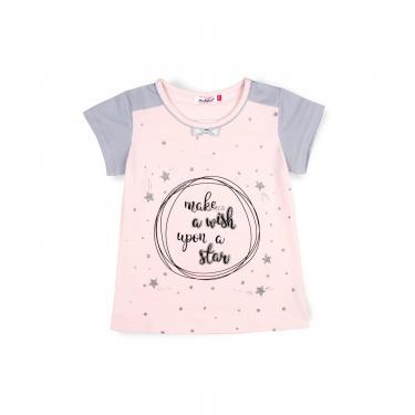 Пижама Matilda со звездочками (7991-122G-pink) - фото 2