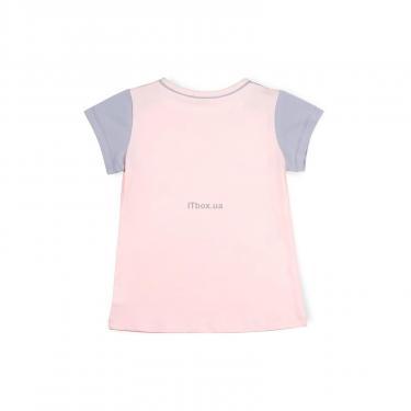 Пижама Matilda со звездочками (7991-122G-pink) - фото 5