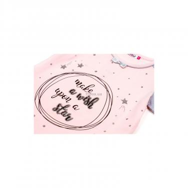 Пижама Matilda со звездочками (7991-122G-pink) - фото 9