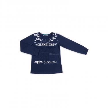 """Пижама Matilda """"CHAMPIONS"""" (9007-140B-blue) - фото 2"""