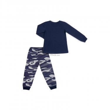 """Пижама Matilda """"CHAMPIONS"""" (9007-140B-blue) - фото 4"""