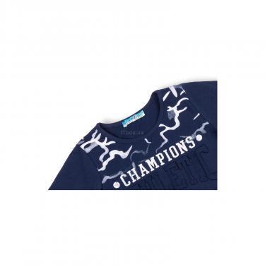 """Пижама Matilda """"CHAMPIONS"""" (9007-140B-blue) - фото 7"""