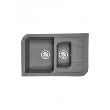 Мойка кухонная Minola MPG 5360-78 Графит Фото