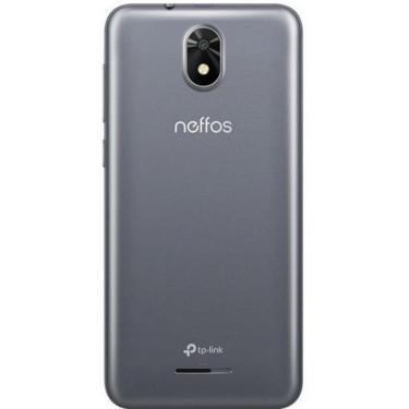 Мобильный телефон TP-Link Neffos C5 Plus 1/16GB Grey - фото 2