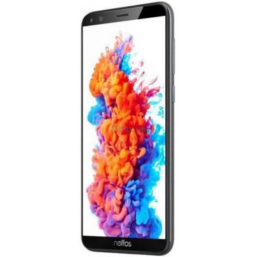Мобильный телефон TP-Link Neffos C5 Plus 1/16GB Grey - фото 3