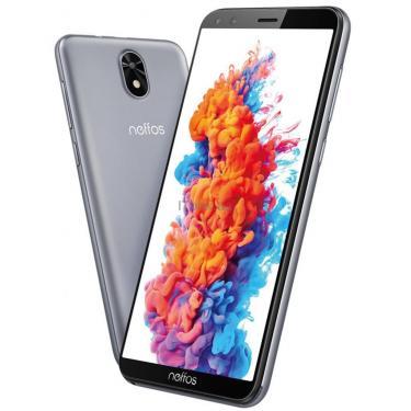 Мобильный телефон TP-Link Neffos C5 Plus 1/16GB Grey - фото 7