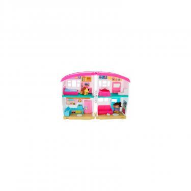 Игровой набор Keenway Кукольный домик с мебелью и фигурками Фото 4