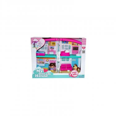 Игровой набор Keenway Кукольный домик с мебелью и фигурками Фото