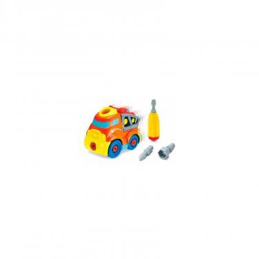 Игровой набор Keenway Автопогрузчик Build & Play Фото 1