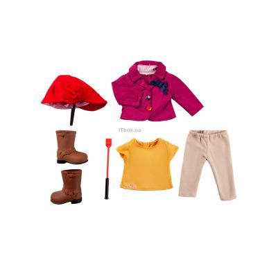 Аксессуар к кукле Our Generation Набор одежды для верховой езды (BD30121Z) - фото 1
