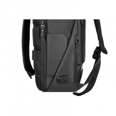 """Рюкзак для ноутбука 2E Urban Groove 16"""", Black (2E-BPT9176BK) - фото 10"""